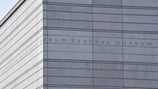 Weimar zum Auftakt des Bauhaus-Jahres