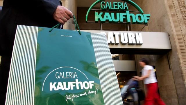 Jubiläum Kaufhof