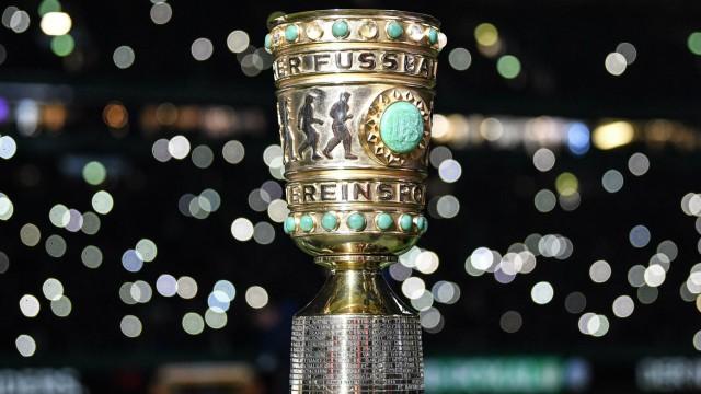 DFB-Pokal Halbfinale im DFB-Pokal
