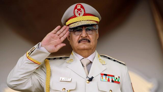 Politik Libyen Libyen