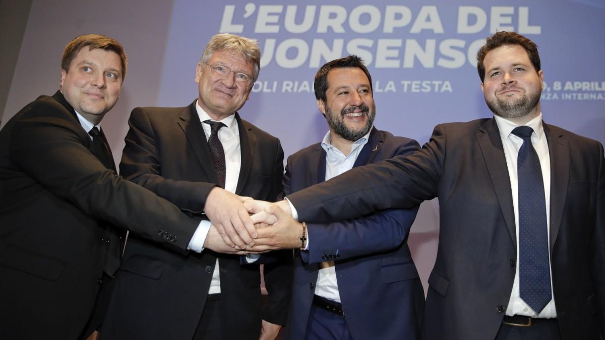 Jetzt geht der Europawahlkampf richtig los