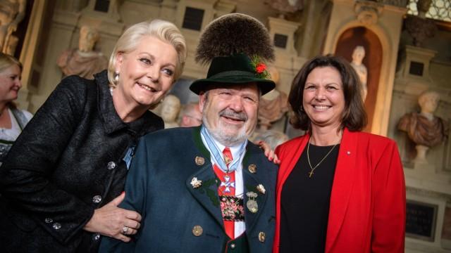 Verleihung des Bayerischen Verdienstorden