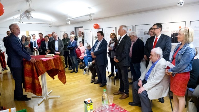 SPD Ebersberg 100 Jahre