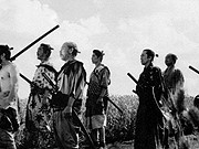 Die sieben Samurai, Kurosawa