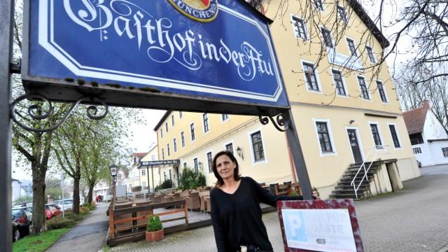 Starnberg: Gasthof in der Au- Pächterin Marija Ledic