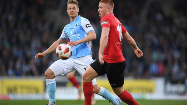 SG Sonnenhof Grossaspach v TSV 1860 Muenchen - 3. Liga