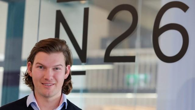 Online-Bank N26 - Valentin Stalf