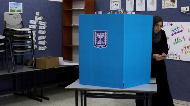 Wahl in Israel