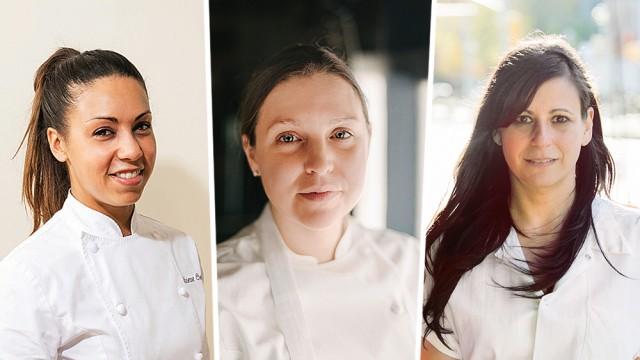 Frauen und Karriere Karriere in der Küche