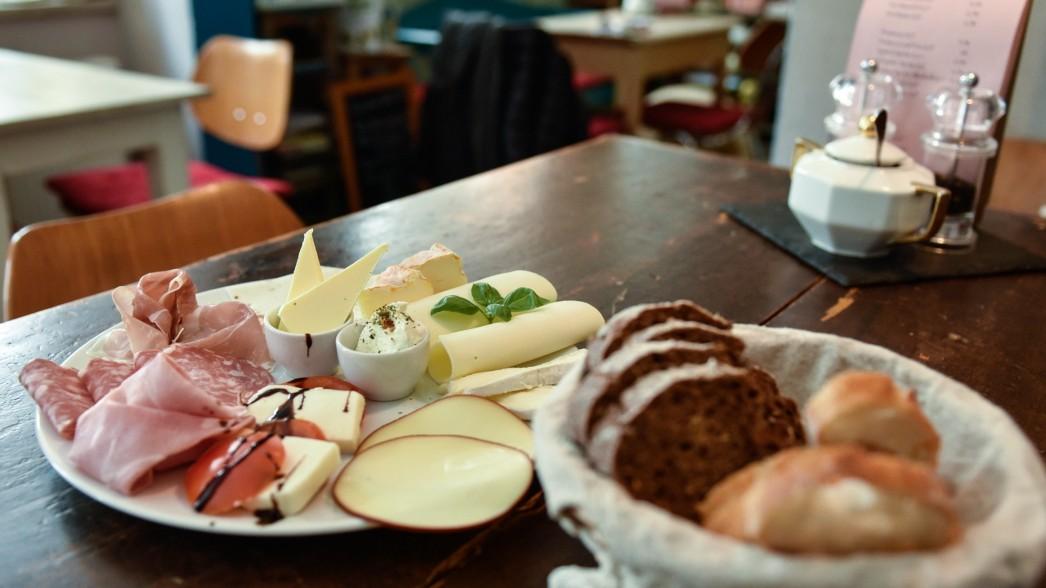 Frühstück wie bei einer italienischen Mamma