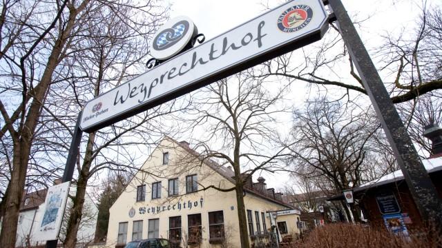 "Lokal ""Weyprechthof"" in München, 2013"