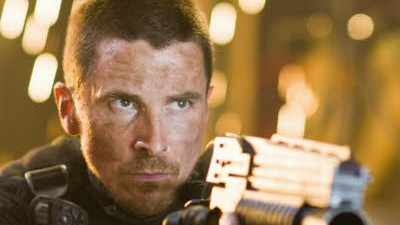Christian Bale in Terminator