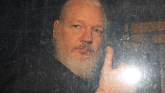 Assange Verhaftung Wikileaks