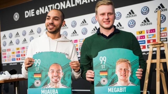 eNationalmannschaft-Spieler werden nominiert