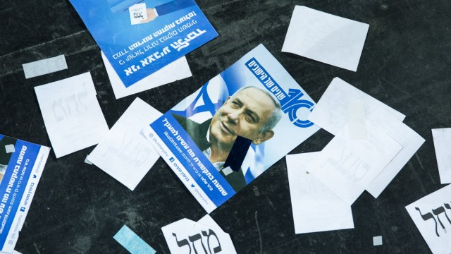 Israel Votes in Their General Election