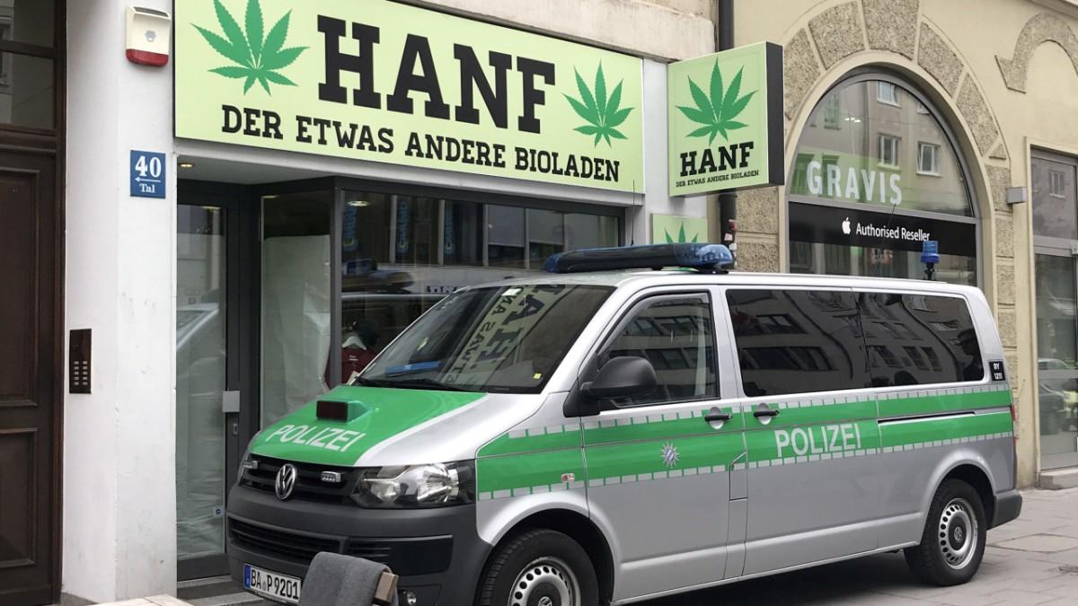 München: Cannabis-Branche fürchtet um ihre Existenz