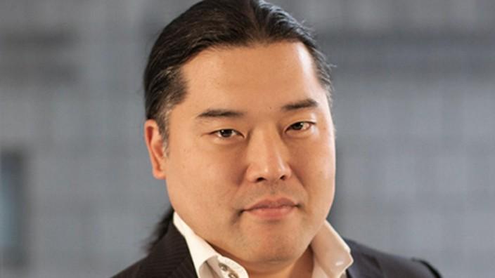 Tateo Nakajima führt die Firma Artec, nun Arup