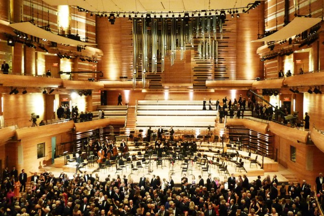 THE MONTREAL SYMPHONY ORCHESTRA HAS A NEW HOME
