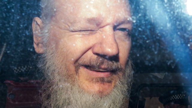 ***BESTPIX*** Julian Assange Appears At Westminster Magistrates Court