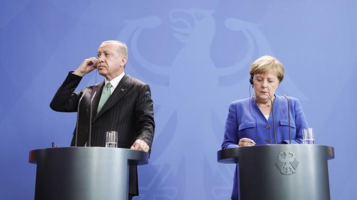 Türkischer Präsident in Deutschland