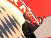Rummenigge FC Bayern Ribery Real Madrid dpa