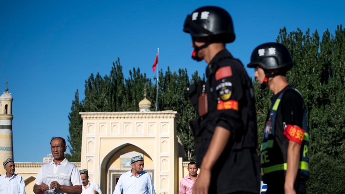 Wo die Moscheen verschwinden