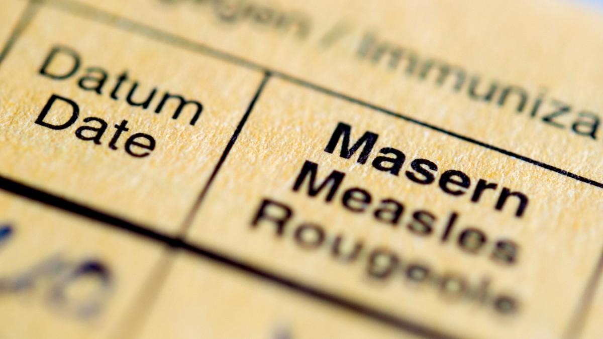 Anti-Impfkampagnen stammen von wenigen Gruppen