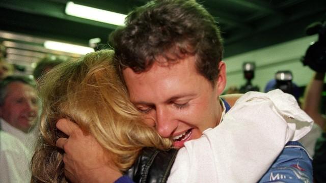 MOTORSPORT/FORMEL 1: GP von AUSTRALIEN 1994 in Adelaide