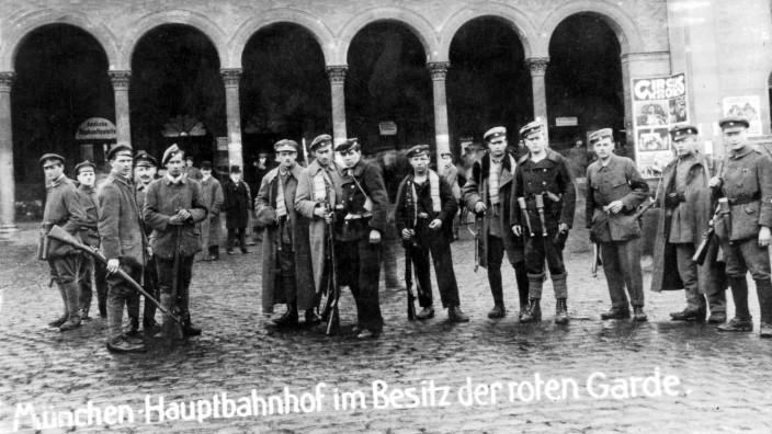 Bayern: Räterepublik 1919