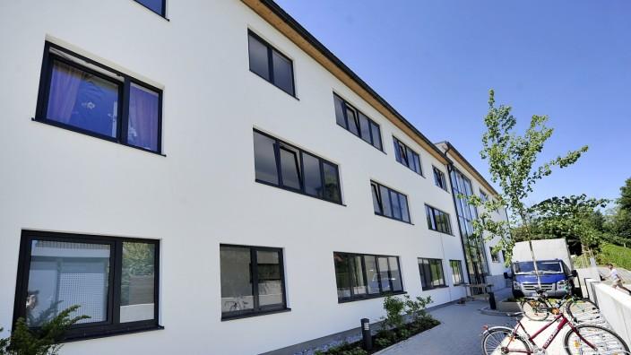 Weßling Herbststraße Sozialer Wohnungsbau