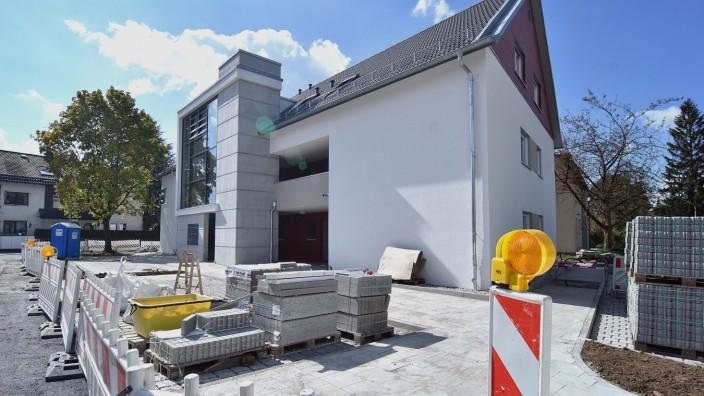 Neubau Parsifalstraße