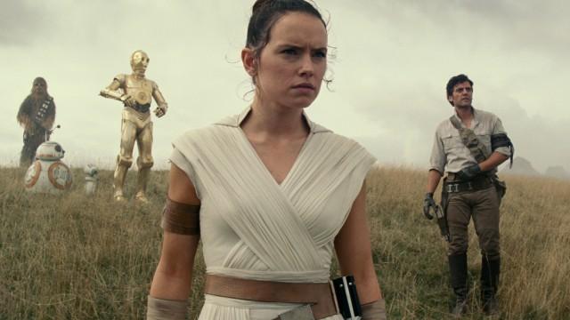 ´Star Wars: Episode IX - The Rise of Skywalker'