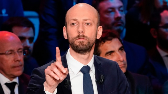 Guerini Macron Europaparlament