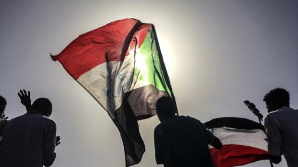 Demonstrationen im Sudan