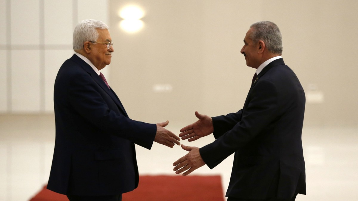 Neustart in Ramallah