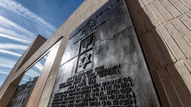 Neue Synagoge in Regensburg