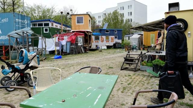 Wohnen in München Wagenplätze
