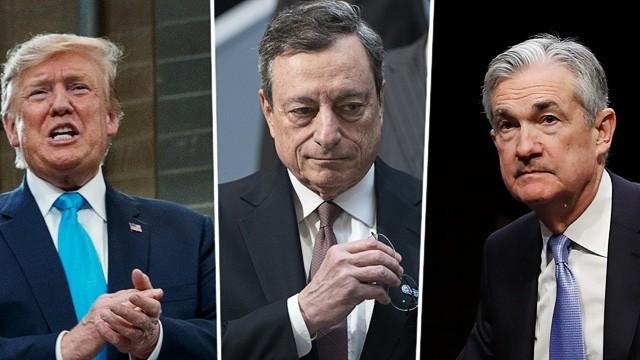 Wirtschafts- und Finanzpolitik IWF-Frühjahrstagung