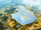 Geburtsstunde für größten See Brandenburgs: Tagebau geflutet (Vorschaubild)
