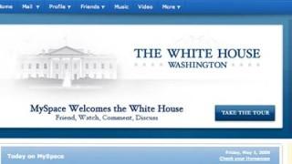 Barack Obama Obama auf Twitter und Facebook