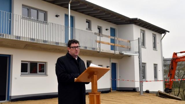 Taufkirchen an der Vils Neue Sozialwohnungen
