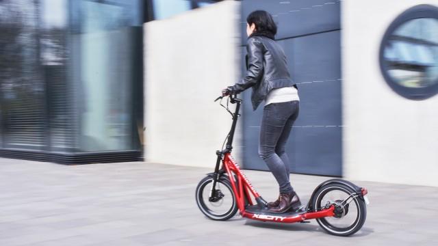 Elektromobilität und alternative Antriebe X2City im Test