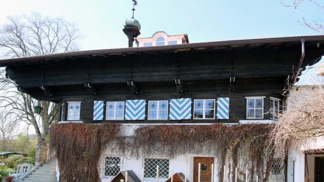 Villa unter Denkmalschutz; Villa an der Seestraße 4