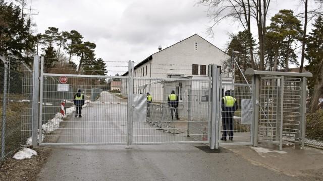 Flüchtlings- und Migrationspolitik Unterbringung von Flüchtlingen