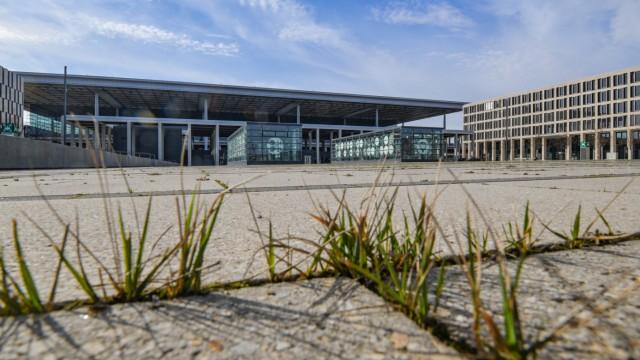 Dauerbaustelle Flughafen BER