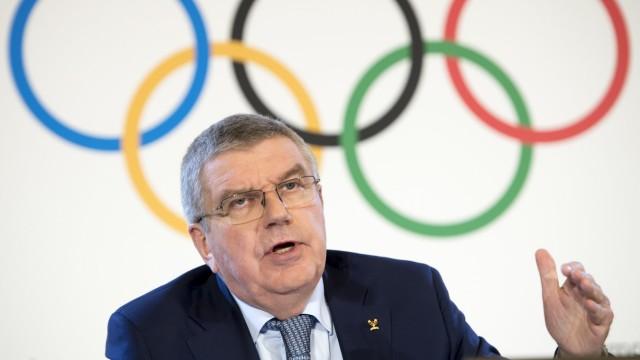 Vorstandssitzung des IOCs in Lausanne