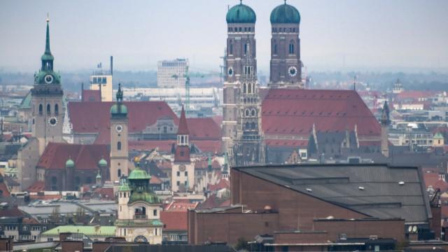Vorstellung Riesenrad 'Hi-Sky München'