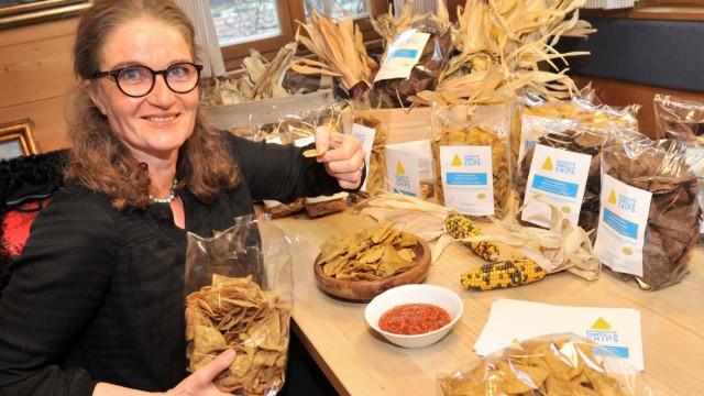 Bernried: bayrische Tortilla Chips - Barbara Eder