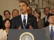 General Motors Obama AP