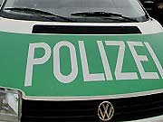 Polizei, dpa